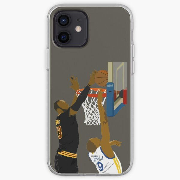 OH, BLOCKED BY JAMES iPhone Soft Case