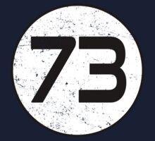 Sheldon Cooper 73 | Unisex T-Shirt