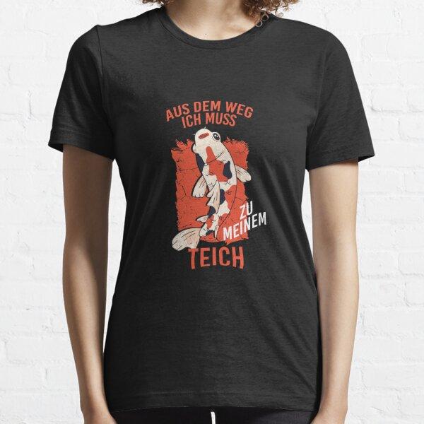 Koi Carp Fish breeder Essential T-Shirt