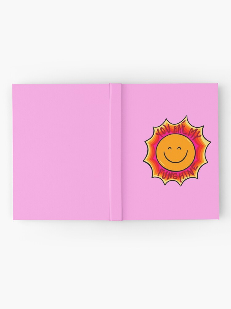Alternate view of You are my Sunshine Hardcover Journal