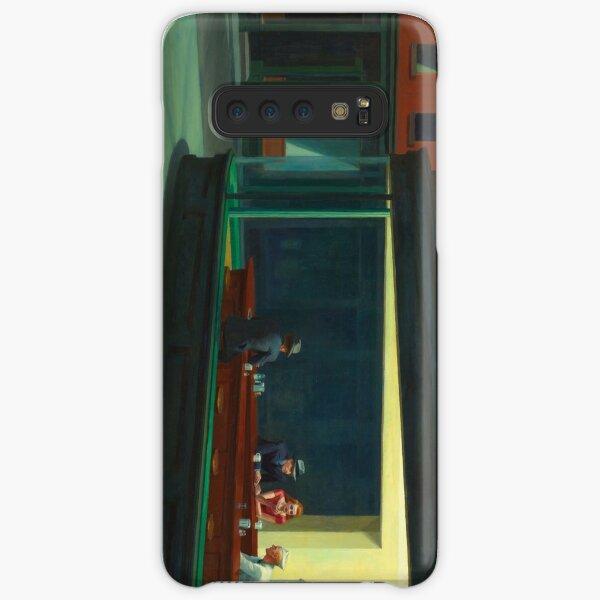 Nighthawks, by Edward Hopper, Oil on Canvas, 1942. Samsung Galaxy Snap Case