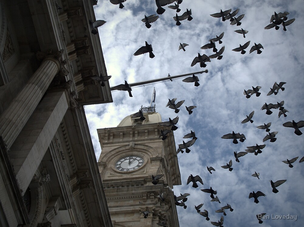 Pigeon Post by Ben Loveday