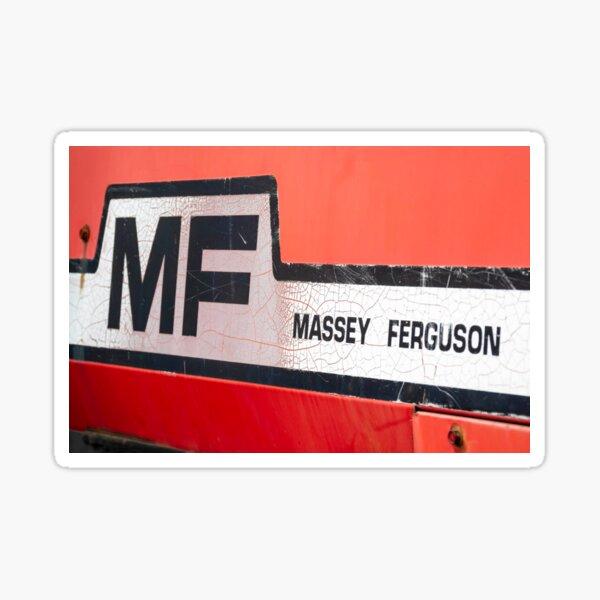 Logotipo de Massey Ferguson vintage Pegatina