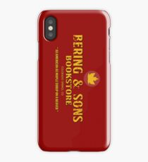 Bering & Sons iPhone Case