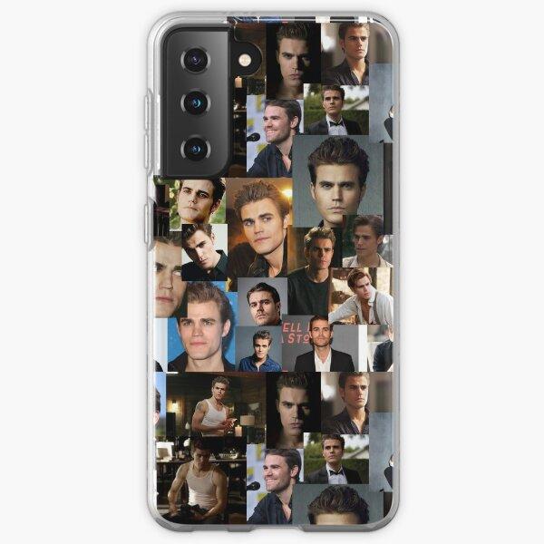 paul wesley Samsung Galaxy Soft Case