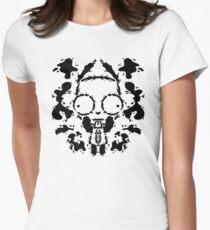 Girblot Women's Fitted T-Shirt