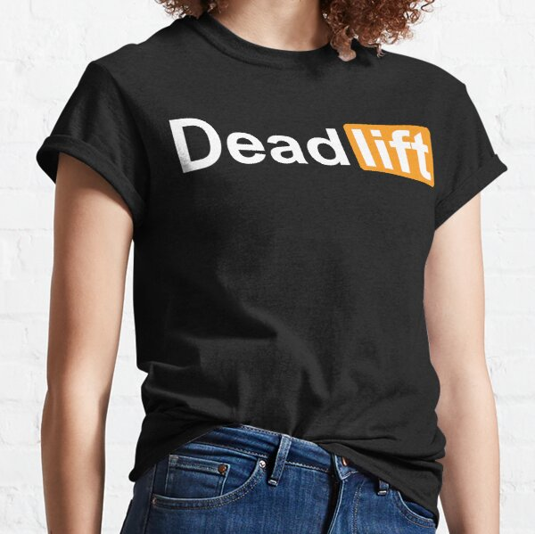 DEADLIFT Camiseta clásica