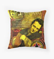 Appleseed - Joe Strummer and The Mescaleros Throw Pillow