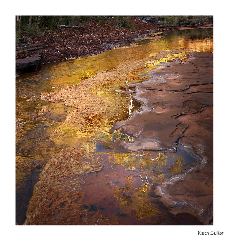 Kalamina Gorge - Western Australia by Kath Salier