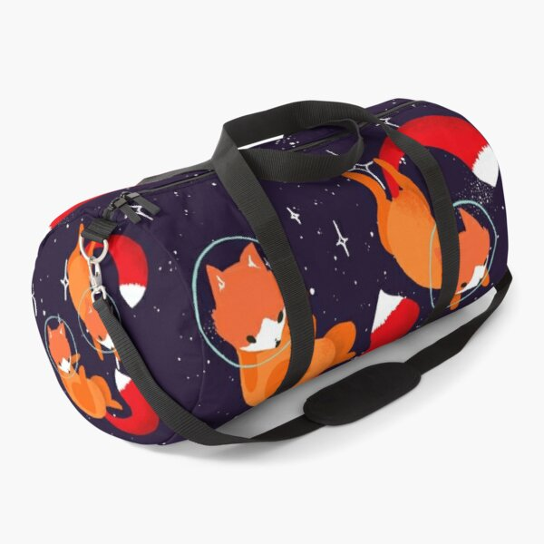 Space Foxes Duffle Bag
