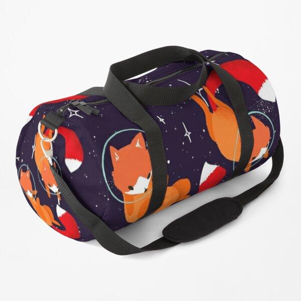 Weltraumfüchse Sporttasche