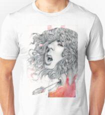Futility of Words Unisex T-Shirt