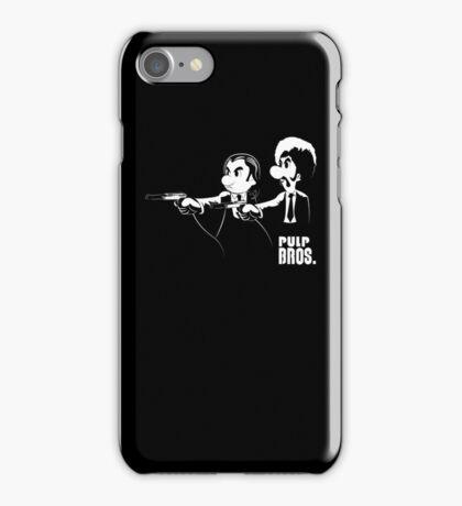 Pulp Bros. iPhone Case/Skin