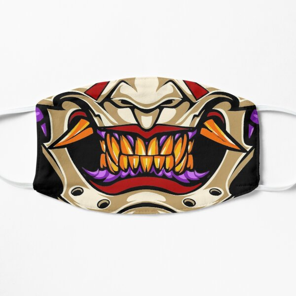 Oni The Japanese Folklore Mask