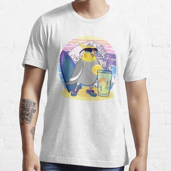 Summer Cockatiel Essential T-Shirt