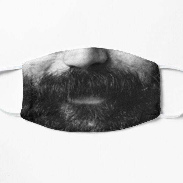 Jerry Garcia Face Face Mask Flat Mask