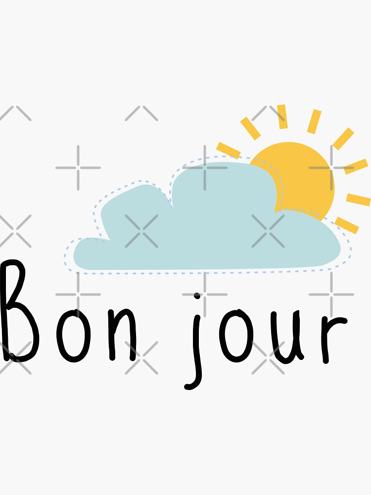 Bon jour by ColorsHappiness
