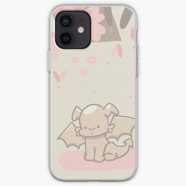 Cherry Blossom Dragon iPhone Soft Case