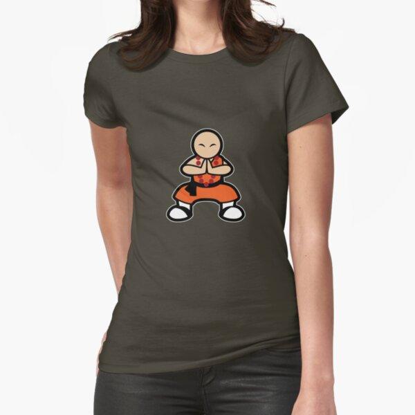 MiniFu: Shaolin Fitted T-Shirt