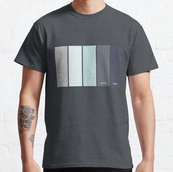 Winter - Color palette Classic T-Shirt