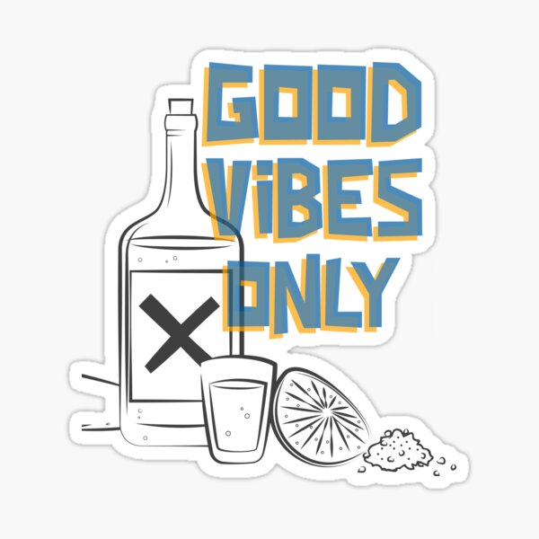 Party weekend times  Sticker