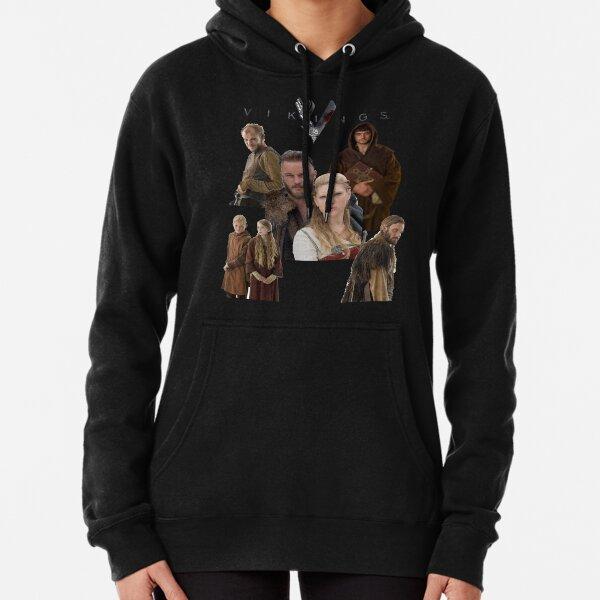 Details about  /Vikings Ragnar Lothbrok Travis Fimmel 3D Print Hoodie Sweatshirt Hooded Pullover