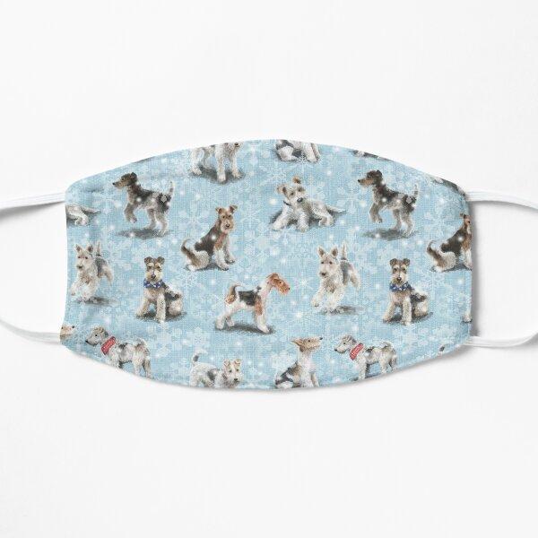 Winter Fox Terriers Flat Mask