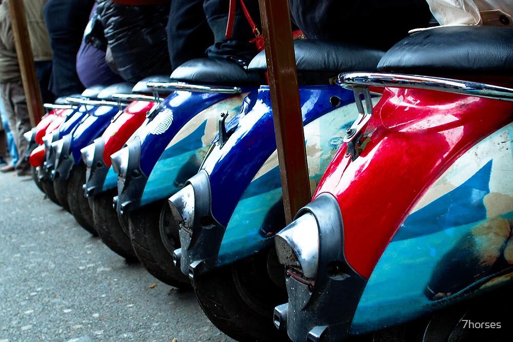 Camden market in London by 7horses