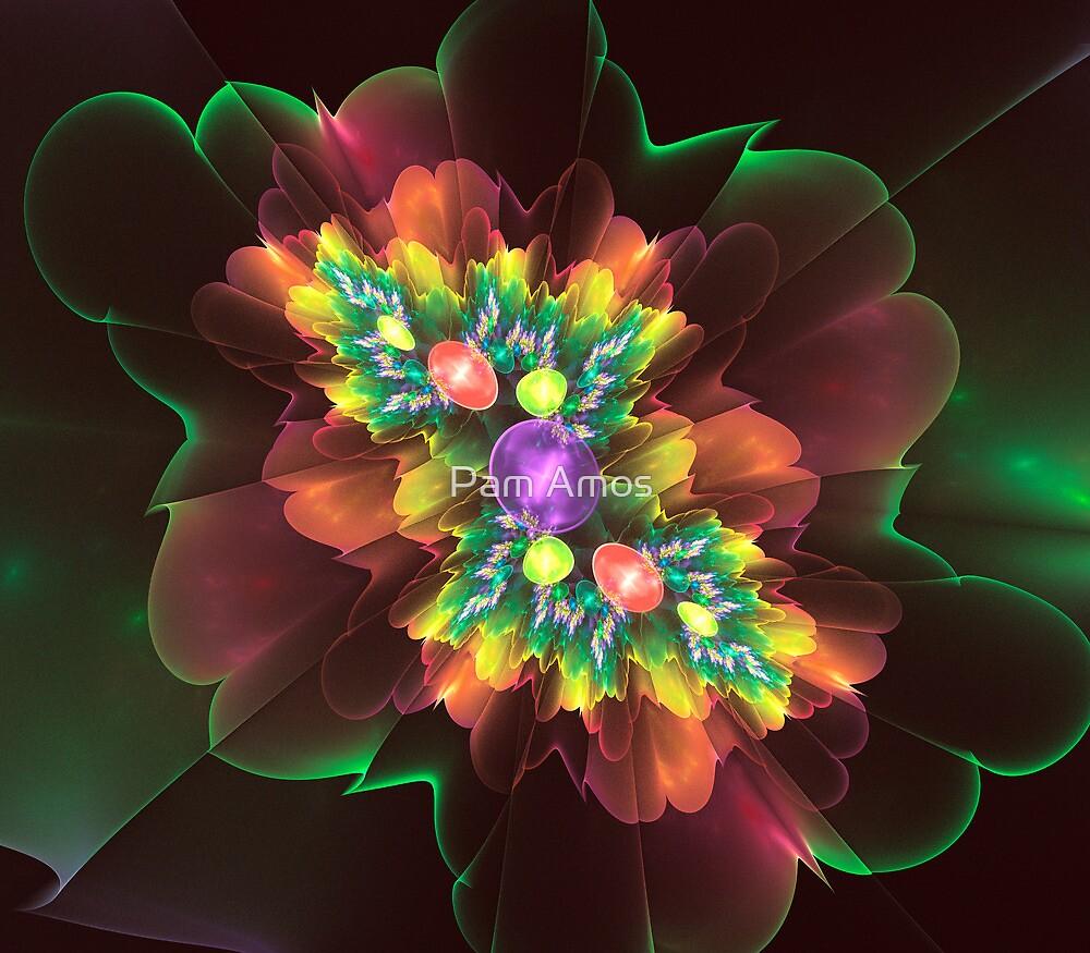 Flower Gems by Pam Amos
