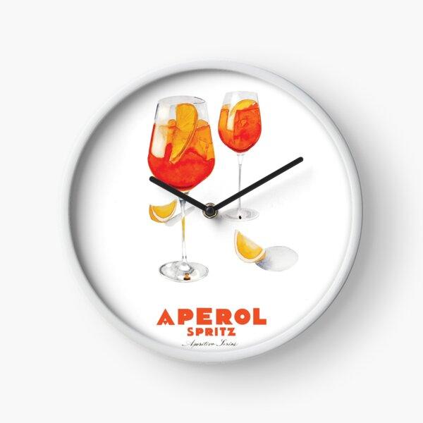 Aperol Spritz Clock