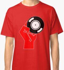 Vinyl Propaganda - Record DJ Classic T-Shirt