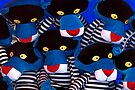 Panthers by reflexio