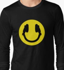 Smile DJ Long Sleeve T-Shirt