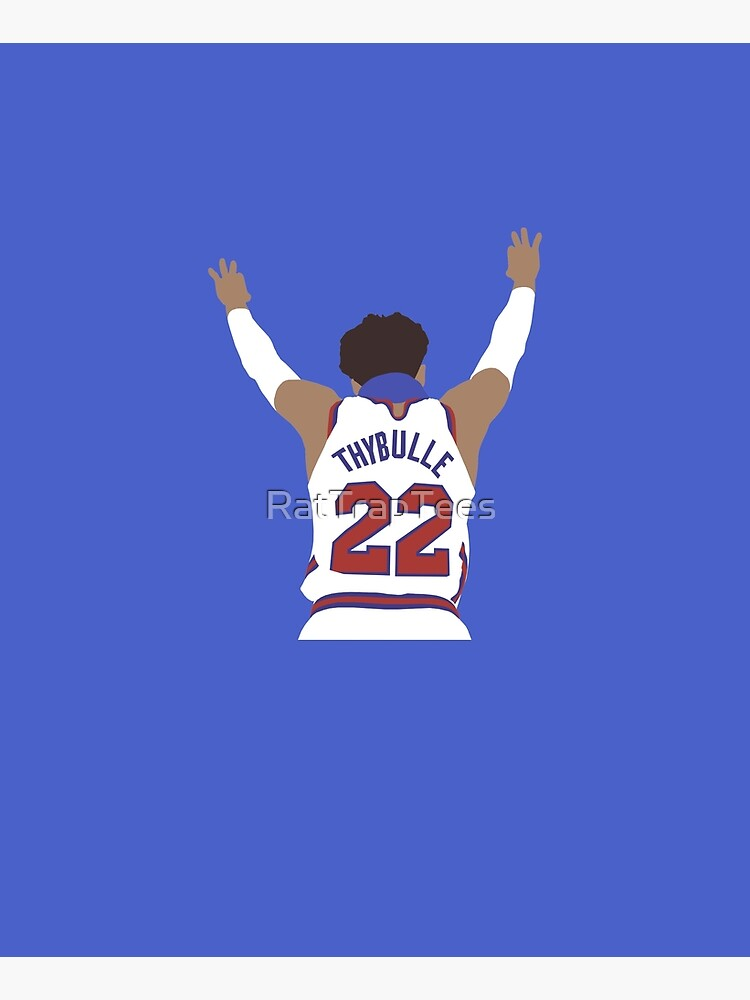 Matisse Thybulle Three Point Celebration by RatTrapTees
