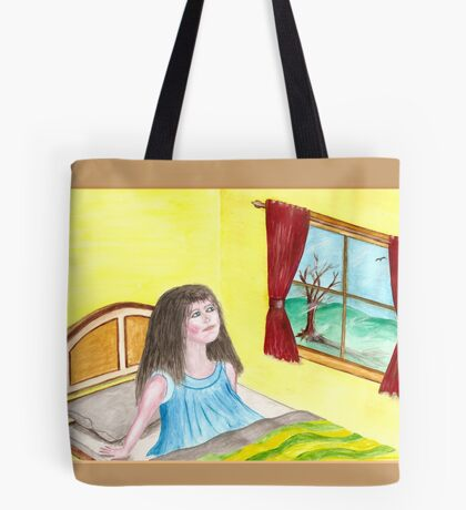 Dreams that lift the spirit Tote Bag