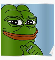 Classic Pepe Poster