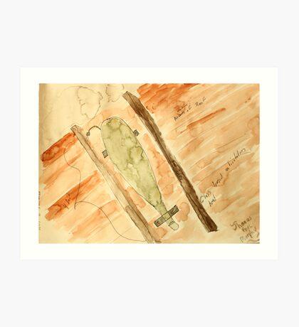 The Cornucopia Art Print