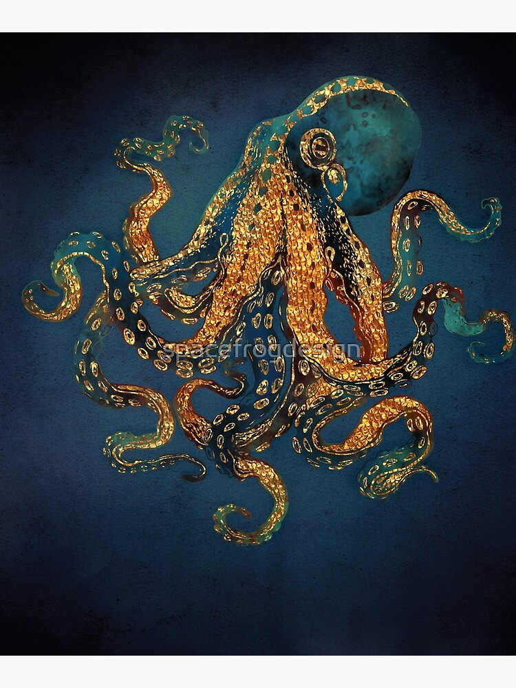 Underwater Dream IV by spacefrogdesign