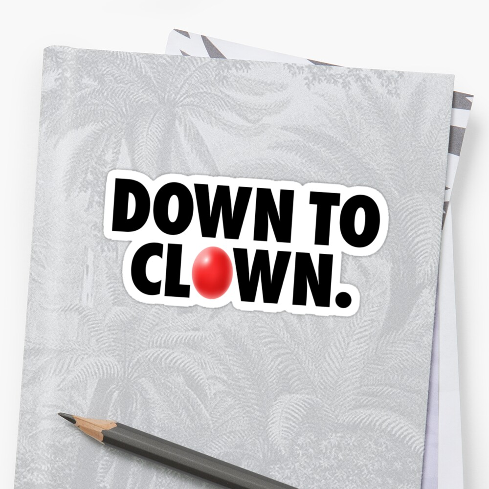 Down to Clown. by Nicholas Carter