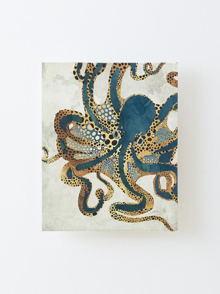 Alternate view of Underwater Dream VI Mounted Print