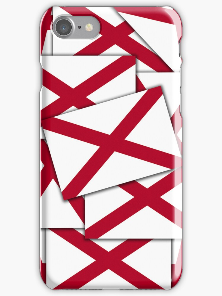 Smartphone Case - State Flag of Alabama  - Multiple by Mark Podger