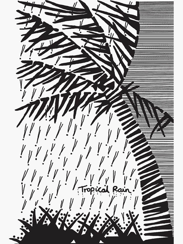 Tropical Rain Prime Black by hoxtonboy