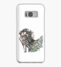 The Doctor + Idris Samsung Galaxy Case/Skin