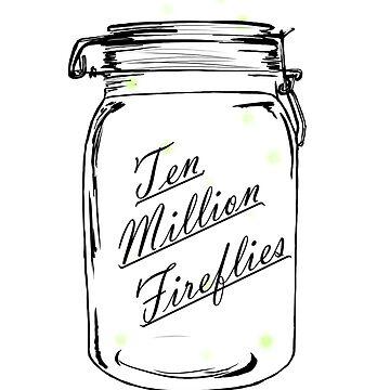 Ten Million Fireflies by 42nights