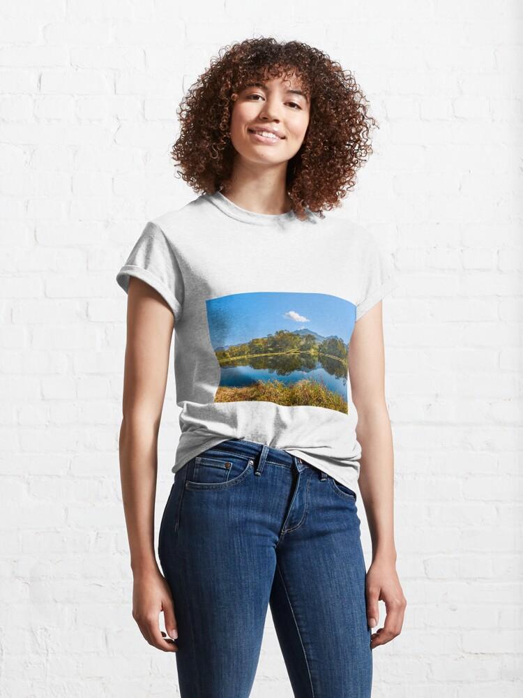 Alternate view of Autumn mirror Classic T-Shirt