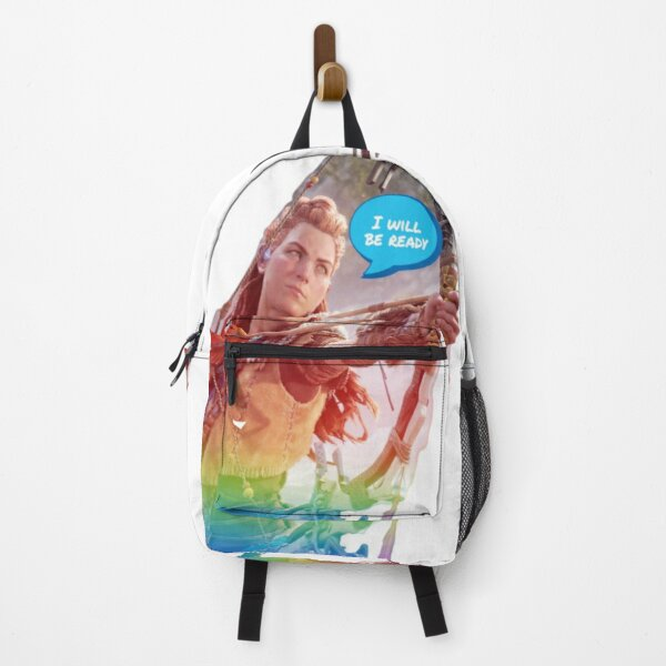 Horizon Forbidden West Rainbow Backpack