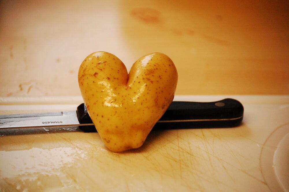 Spud Love! by Ingramsimages