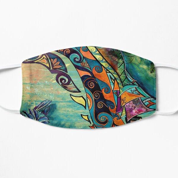 Tui bird Flat Mask
