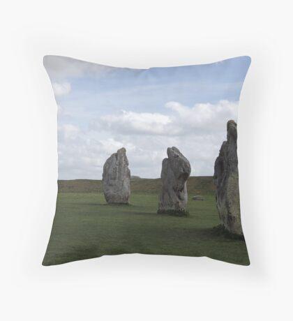 Avebury Throw Pillow