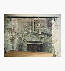 Fire Place Photographic Print
